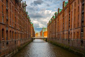 Besuch in Hamburg